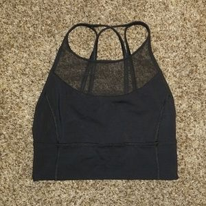 4 lululemon long line bra
